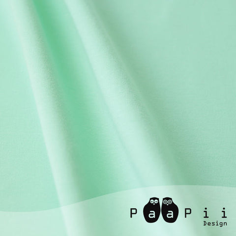 PaaPii - Mint Solid Jersey