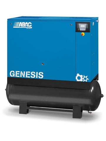 Genesis 18.5/8/500 Air Screw Compressor with MC2 Controller - 4152025550