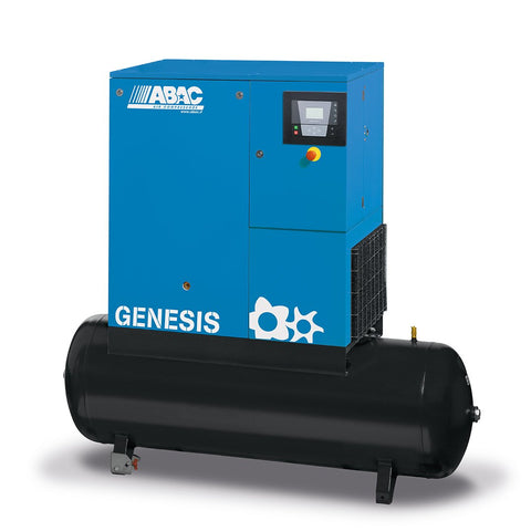 Genesis 11/10/500 Air Screw Compressor with MC2 Controller - 4152025414