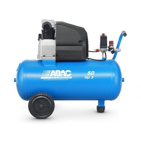 ABAC MONTECARLO L30P UK AIR COMPRESSOR