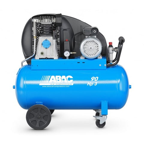 ABAC PRO A29B 90 CM3 UK AIR COMPRESSOR