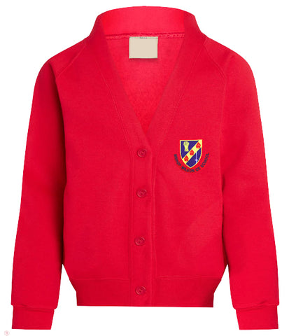 Bishop Wilson Primary Cardigan