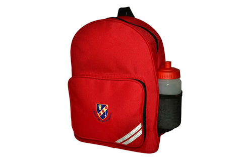 Bishop Wilson Infant Backpack