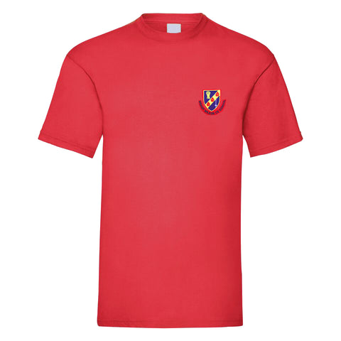 Bishop Wilson Primary PE T-Shirt