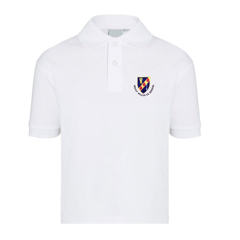 Bishop Wilson Primary Polo Shirt