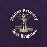 Mount Primary Logo Embroidery, School Crest for Mount Primary in New Brighton, Mount Primary Badge - By The Schoolwear Outlet