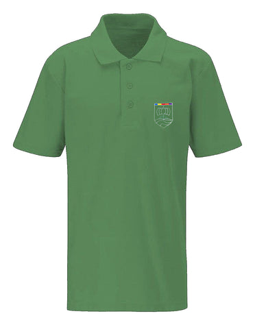 Neston High Green Polo P.E. Shirt