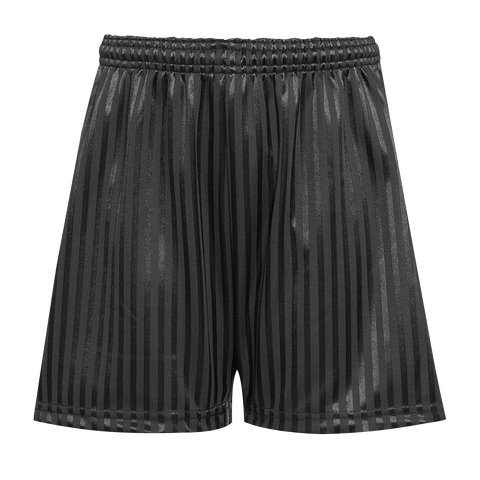 Bishop Wilson Primary Shadow Stripe PE Shorts
