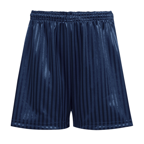 Willaston Primary Shadow Stripe P.E. Shorts