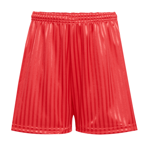 Woodfall Primary Shadow Stripe PE Shorts