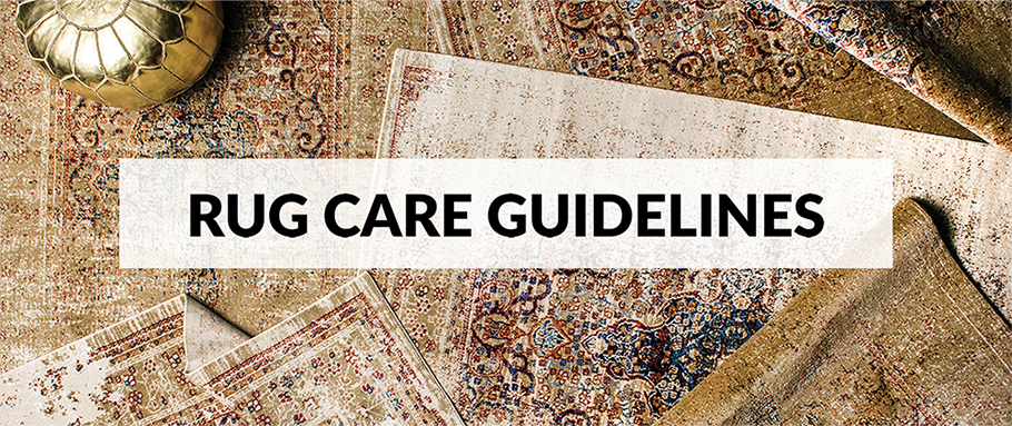 How to clean a Rug: Rug Cleaning & Maintenance Tips