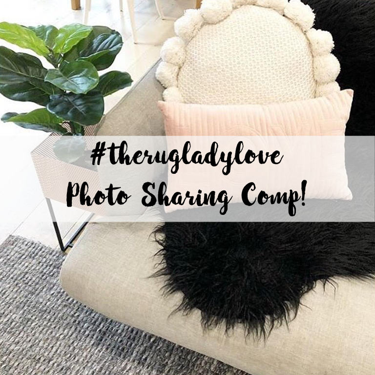 Contest Time!!! Photo Sharing Competition #THERUGLADYLOVE