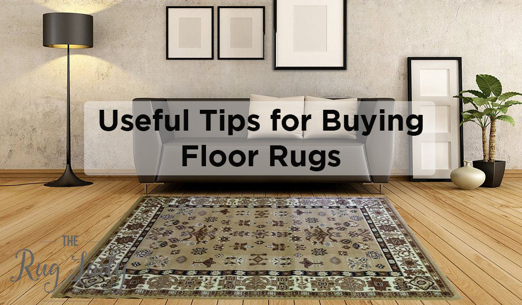 Are you thinking of buying a new floor rug?
