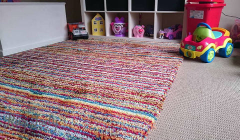 shaggy rugs for kids room