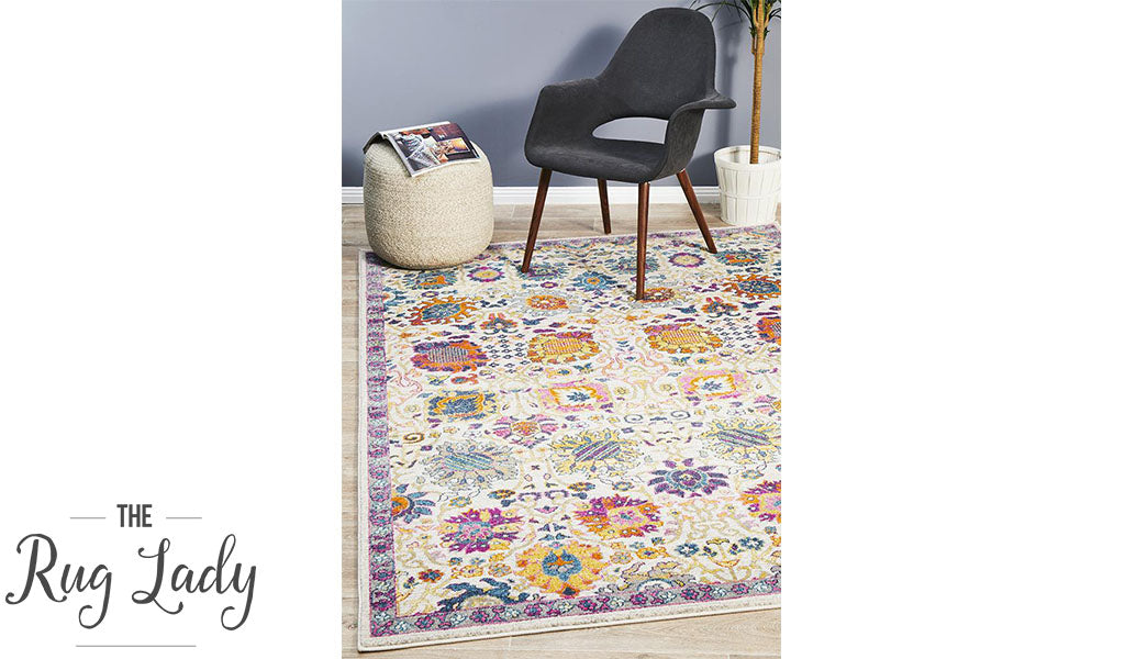 Blake Multi-Coloured Oriental Transitional Rug
