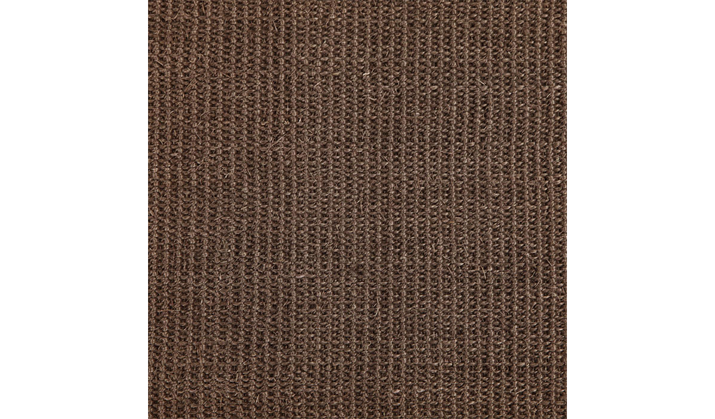 Nature Sisal Brown Boucle Hallway Runner Rug