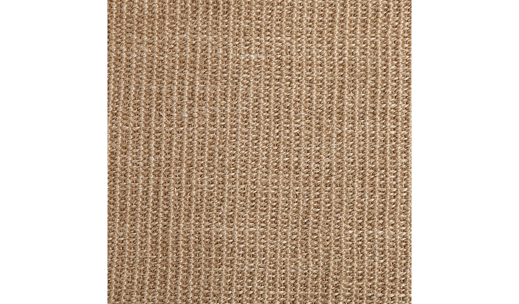 Nature Sisal Light Brown Boucle Hallway Runner Rug