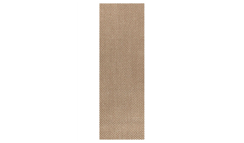 Nature Sisal Light Brown Tiger Eye Boucle Runner Rug