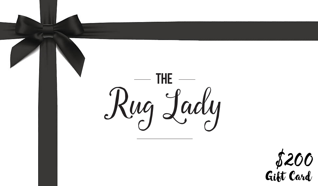 The Rug Lady Gift Card