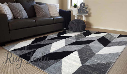 Iconic Grey Herringbone