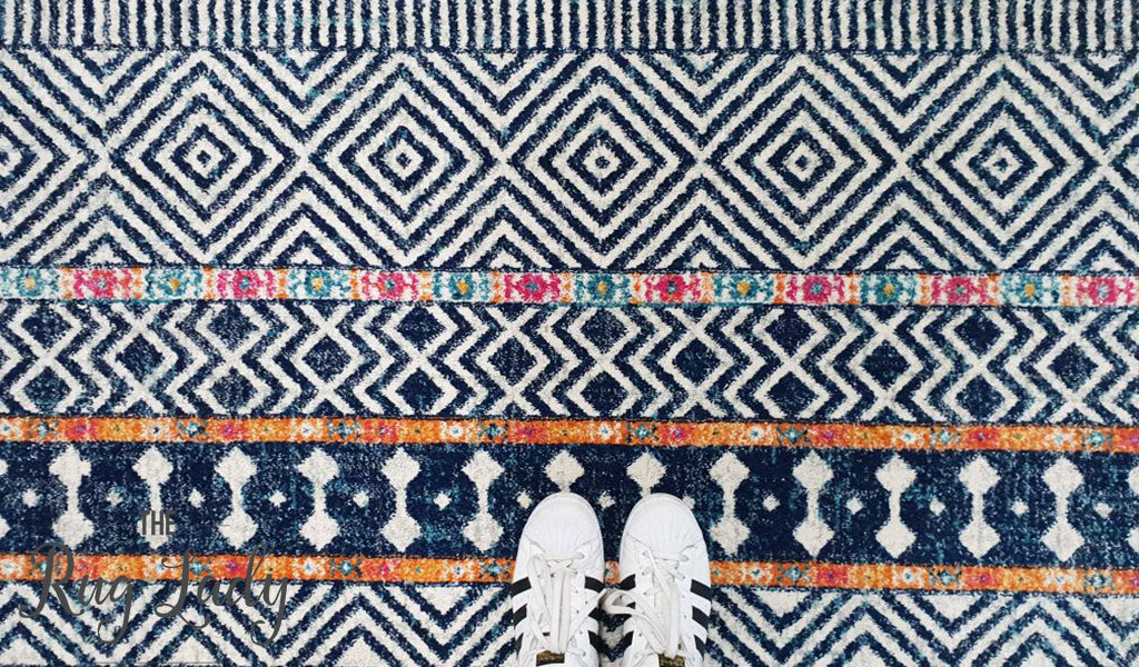 Heaven Multicoloured Tribal Bohemian Rug