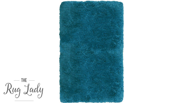 City French Blue Rug