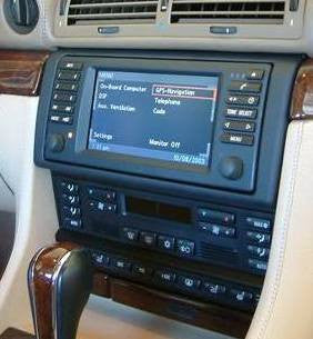 BMW GPS Navgation Retrofit Instructions