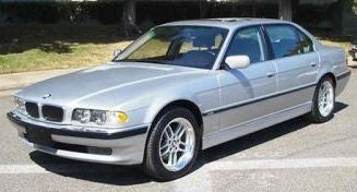 1999-2001 BMW 7 Series: Once top of the line BMW, now top choice of used cars