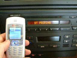 How to install Bluetooth in the BMW X3 - Bluetooth Kit Installation Instructions