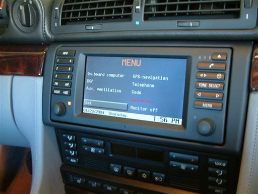 850096dd9 Information on the History of Older BMW Navigation Systems ...