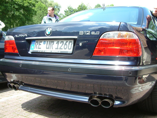 Photos of BMW E38 Alpina B12s in Germany from the 7/7/7 Meetup