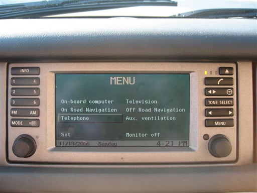 Range Rover Bluetooth Retrofit Kits 2003 2004 Rovers