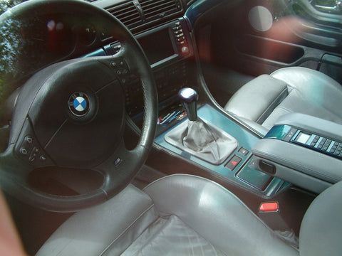 BMW E38 7 Series Manual Transmission