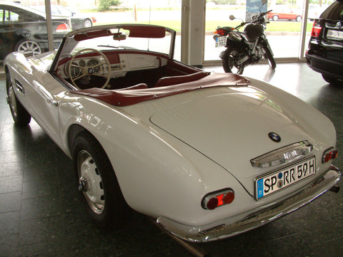 BMW 507 TS Roadster