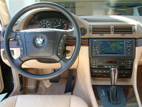 BMW 750iL Interior