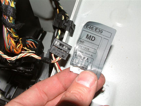 upgrading the radio module in the 2003 2004 range rover. Black Bedroom Furniture Sets. Home Design Ideas