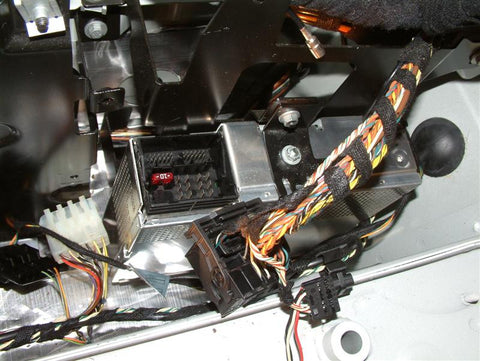 Upgrading the Radio module in the 20032004 Range Rover – Rover Radio Wiring