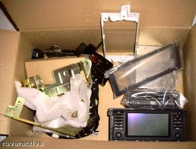 BMW X5 E53 Navigation COMPLETE Retrofit Kit