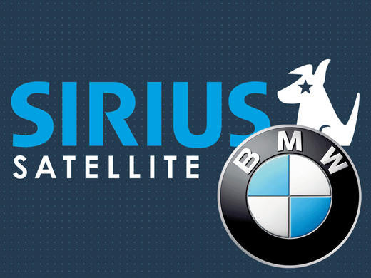 Sirius/XM Activation for 2010 and newer BMWs with Prewire SA693