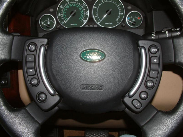 Range Rover Steering Wheel Button