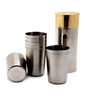 Silver Cartridge Cup Set