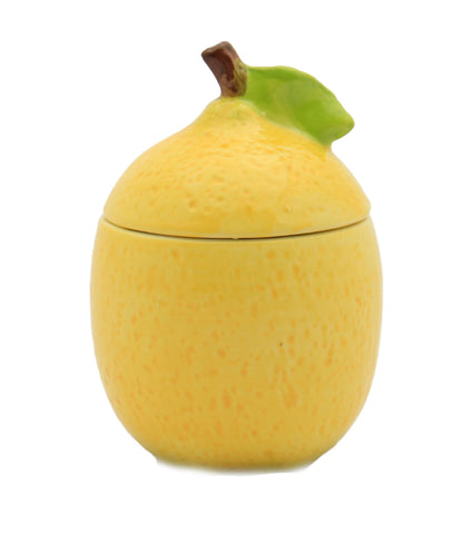 Small Lemon Pot