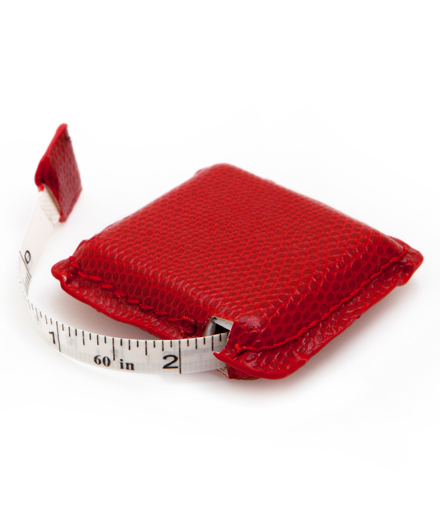 Tape Measure - Red