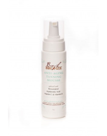 Brazil Bronze Anti-Aging Tanning Mousse