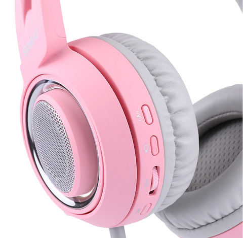 Dotech | G951 Pink Gaming Headset