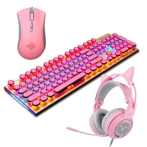 Dotech | Pink Typewriter Bundle