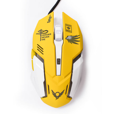 Overwatch Mercy Gaming Mouse