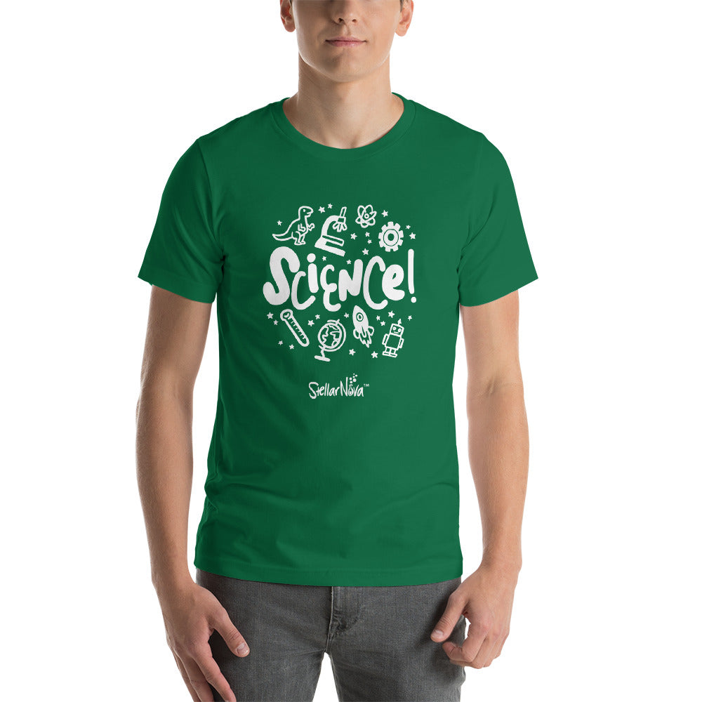 T-Shirt - SCIENCE! - Adult