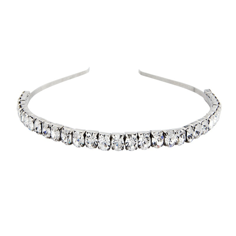 Helen crystal hairband