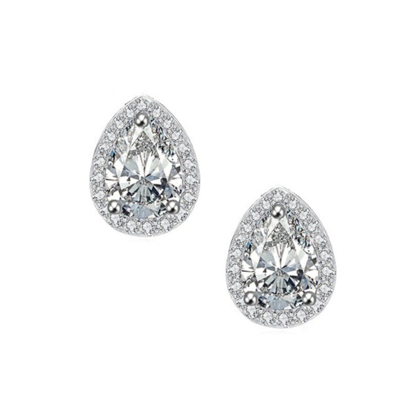 Kiko crystal stud earrings